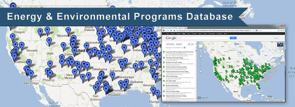 Programs Database